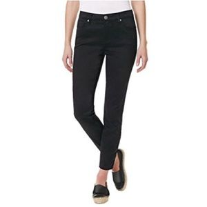 David Bitton Daily mid rise stretch skinny jeans